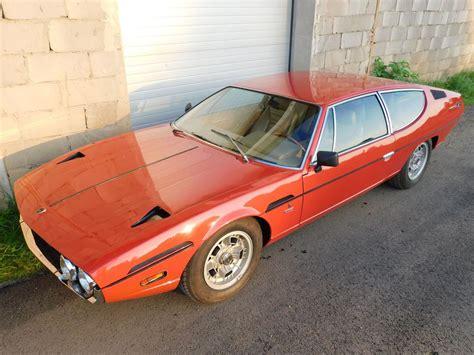 Lamborghini 400 Gt Espada by Lamborghini 400 Gt Espada 1971 496000 Pln Mierzęcice