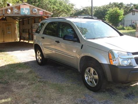 automotive air conditioning repair 2005 chevrolet equinox windshield wipe control find used 2005 chevrolet equinox ls in johnson city texas united states for us 6 000 00
