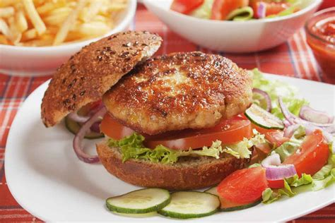 p protein burger chickpea patties indian