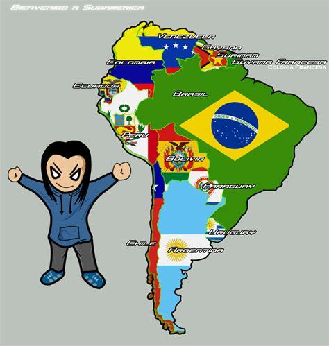 imagenes sudamerica sudamerica by homerofx on deviantart