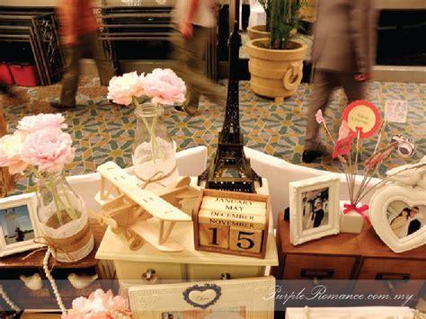 Photo Album Viewing Table Decoration, Wedding, Sweet Love
