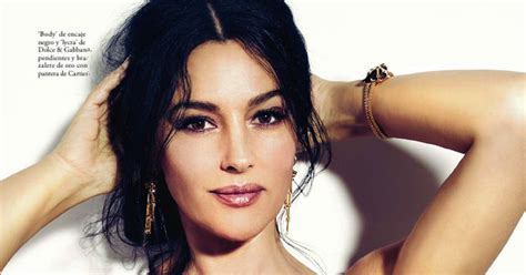 monica bellucci today italian cinema today 50 year old monica bellucci named