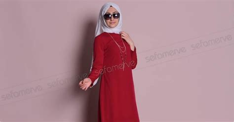 My Collection Tunik Blouse claret tunic 2042 02