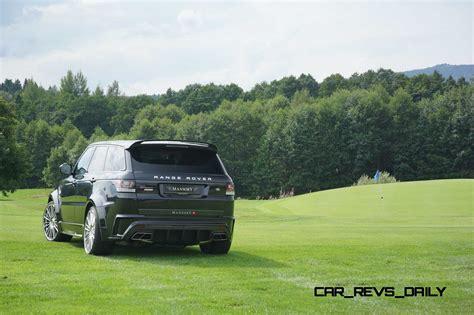 mansory range mansory range rover sport