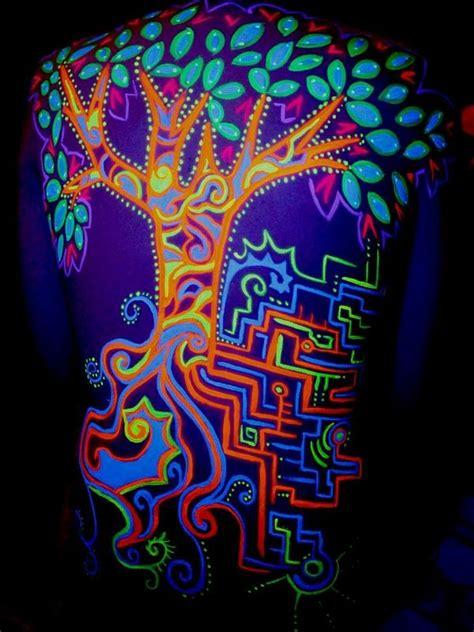 glow in the dark temporary tattoos 20 best glow in the temporary tattoos designs and