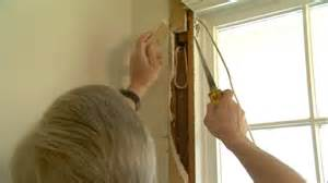 Repair Window Sash Cord How To Replace Broken Sash Weight Cords On Windows Today