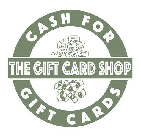 Cash For Gift Cards Denver - gift card shop