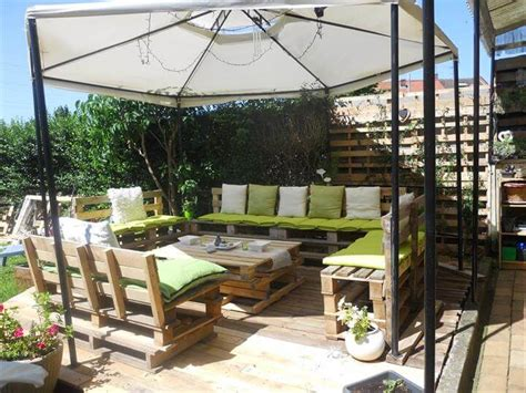 make patio furniture diy pallet patio furniture pallet deck