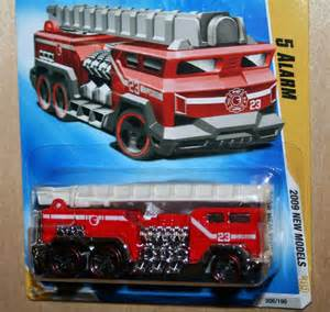 Wheels 5 Alarm Truck Blue Found Some Stock At Target Hobbytalk
