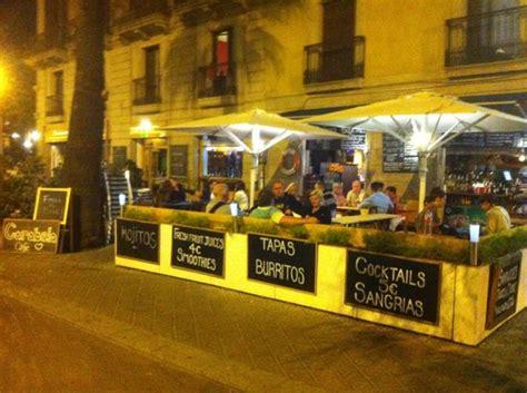 barcelona fariz rm chord carabela cafe barcelone quartier gothique en catalan