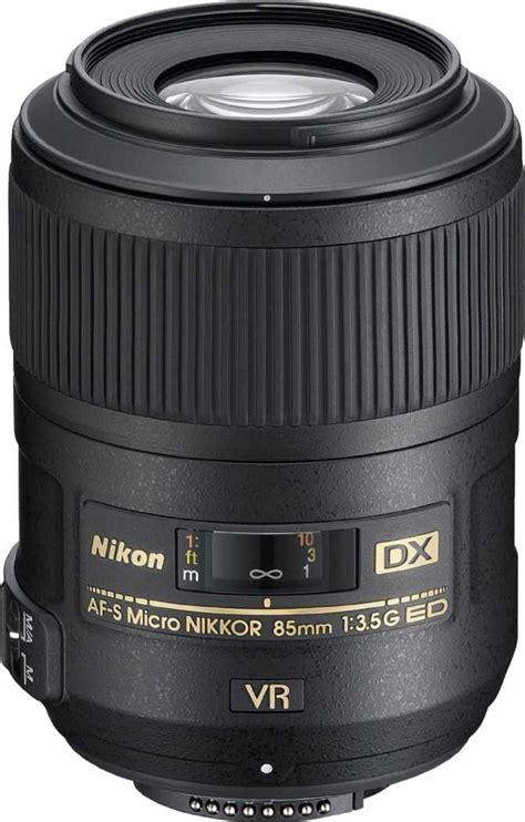 Lensa Nikon Af S 85mm F 1 8g nikon af s dx micro nikkor 85mm f 3 5g ed vr vs nikon af s nikkor 85mm f 1 8g nikon