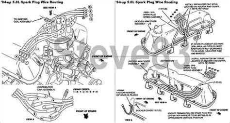 1991 ford f150 distributor diagram questions with