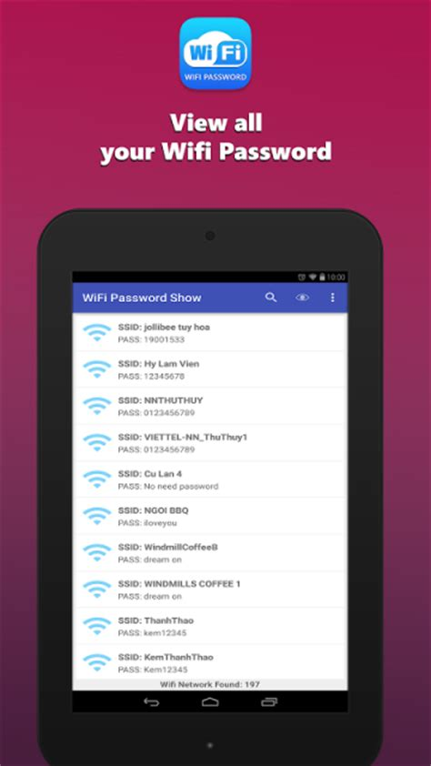 show wifi password android wifi password show apk for android aptoide