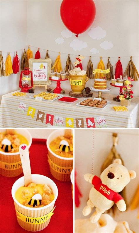 Winnie The Pooh Baby Shower Theme Australia by This Winnie The Pooh Baby Shower Is Yet Glamourous