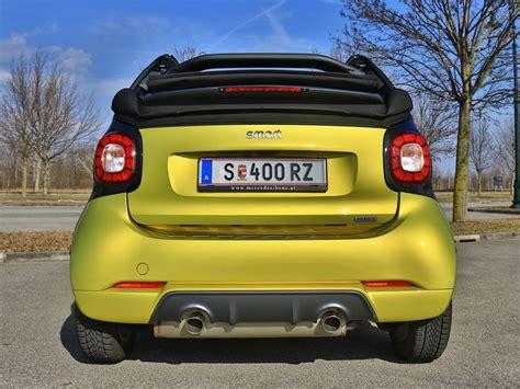 smart test smart fortwo cabrio brabus im test auto motor at