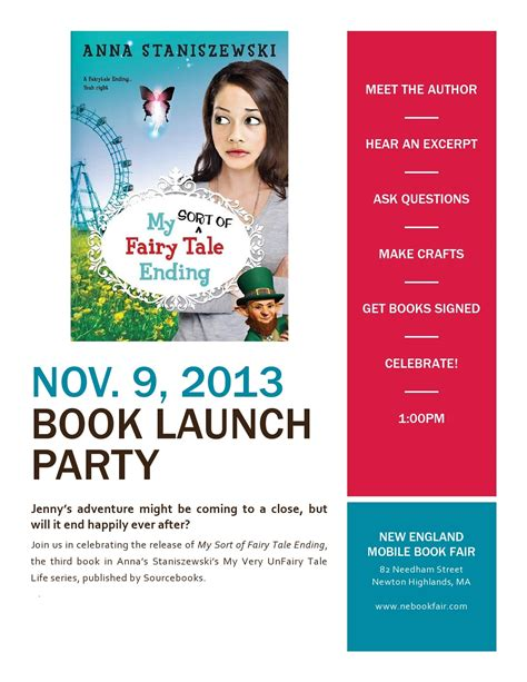 book signing poster template 10 best photos of book launch flyer template book