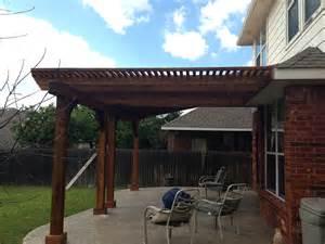 pergola patio cover mckinney patio gets patio cover pergola hundt patio covers