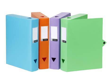 bureau en plastique viquel class doc bo 238 te de classement dos 80 mm 245 x