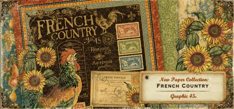 graphic 45 country collection graphic 45
