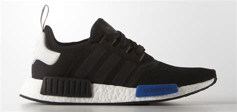 Adidas Nmd Runner Black 1 adidas originals nmd r1 runner freedom trail nl