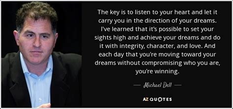 ed sheeran quotes about eyes michael dell quote the key is to listen to your heart and