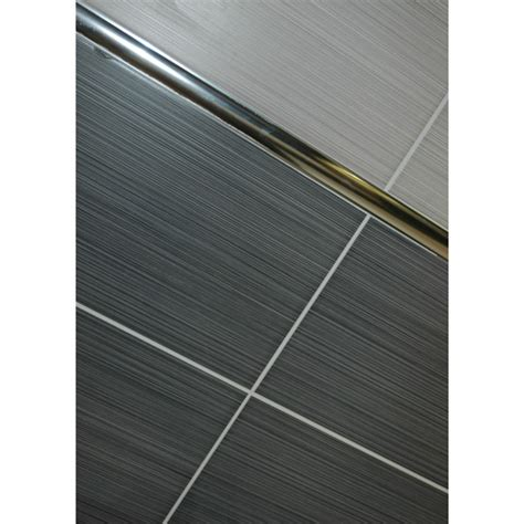 Cheap Bathrooms Ideas willow dark grey ceramic wall tile by bct ceramic planet