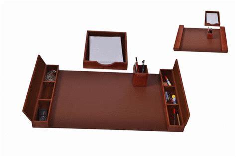 desk organizer leather leather desk organizer images