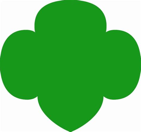girl scouts symbol clipart best