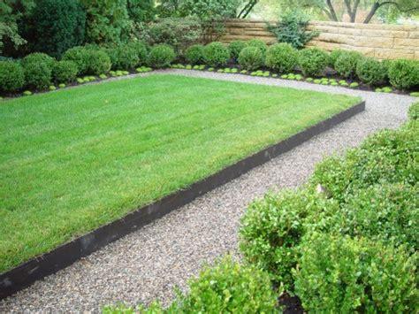 Landscape Edging Or Not Edging Dirt Simple
