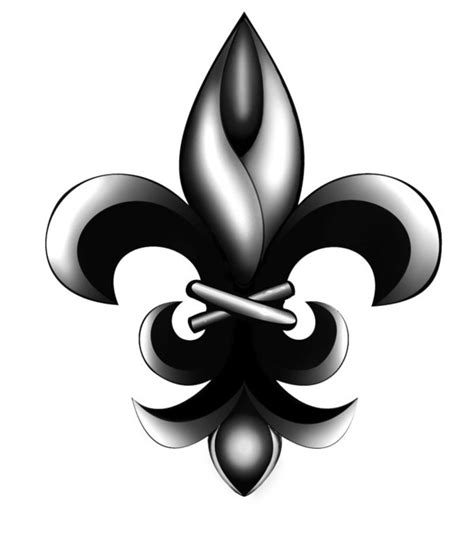 fleur de lis by bluegem on deviantart