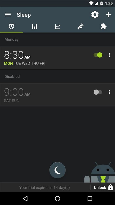 sleep like android 5 ways android can lead to better sleep 171 android hacks