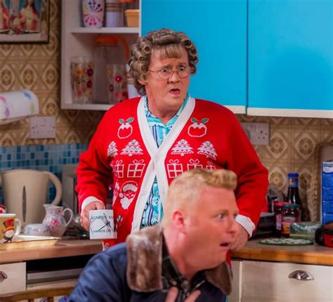 mrs browns boys new year mirror