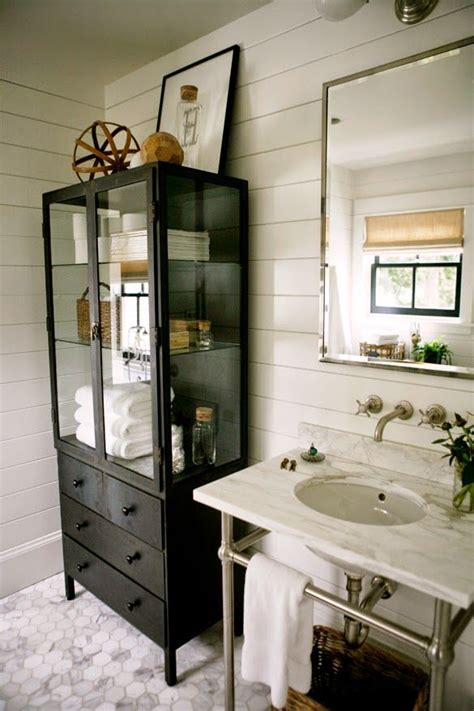 modern farmhouse bathroom modern farmhouse bathroom pinterest