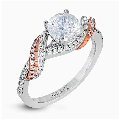 designer engagement rings and custom bridal sets simon g