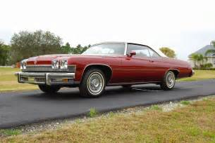 Are Buick Lesabres Cars All American Classic Cars 1974 Buick Lesabre Luxus 2 Door
