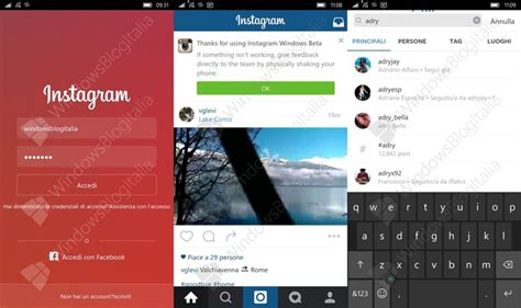 instagram mobile version primeras im 225 genes y v 237 deo de instagram para windows 10 mobile