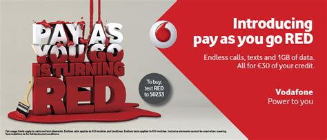 vodafone offers for mobile vodafone offers mobile top up bank of ireland