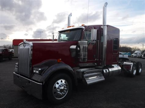 kenworth chillicothe kenworth w900l in ohio for sale 65 used trucks from 12 000