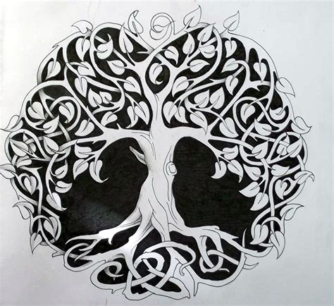 the gallery for gt celtic symbols and meanings tree of life