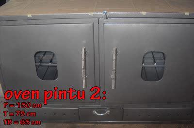 Oven Listrik Balikpapan jual oven roti 2 pintu murah pusat oven gas jual oven