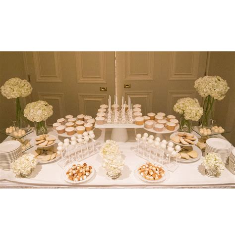 Sweet Table by Dessert Tables And Favours From Abigail Bloom