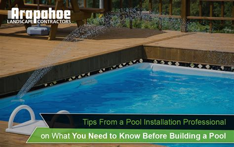11 tips you need to know before building a shipping admin author at 1 bergen county nj pool installation