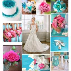 pink and blue wedding colors pink n blue wedding mosaic polyvore