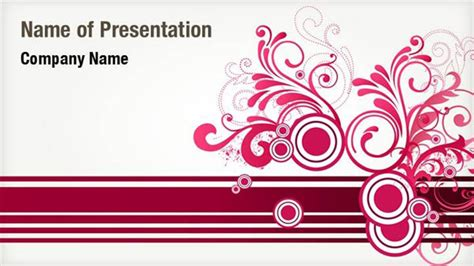 girly powerpoint templates powerpoint templates girly free choice image powerpoint