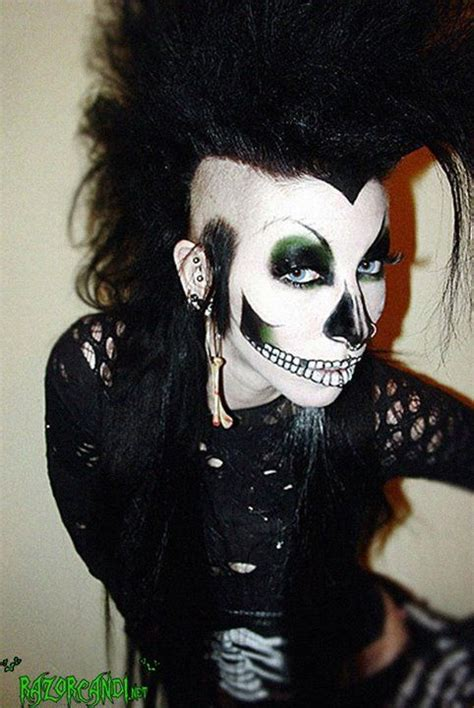 death rock makeup 120 best deathrock images on pinterest gothic fashion