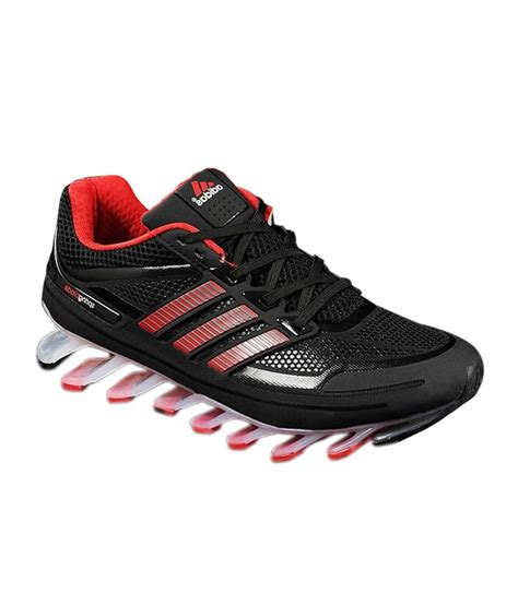 buy adidas springblade black sport shoes for