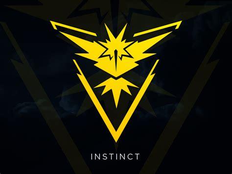Team Instinct Iphone All Hp instinct go team logo vector by meritt