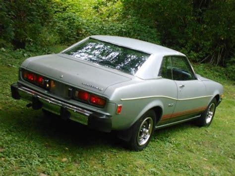 1976 Toyota Celica Gt Buy Used 1976 Toyota Celica Gt In Bremerton Washington