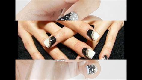 decorados de uñas blanco uas decoradas en blanco decorado en ua de acrlico con