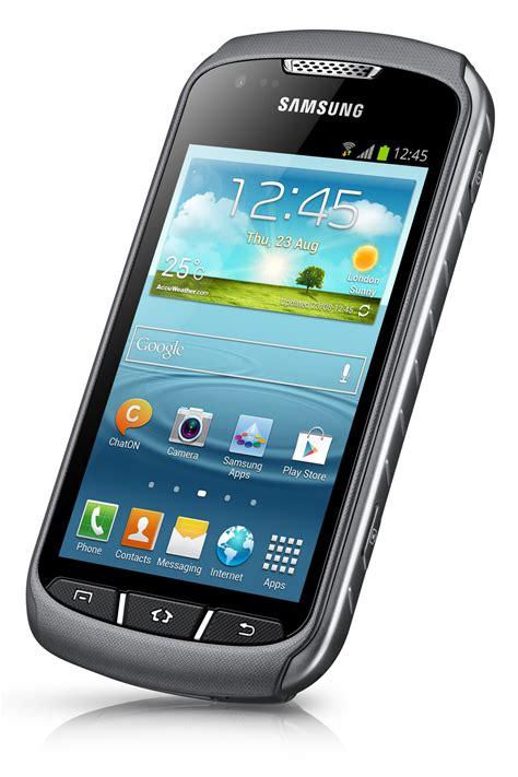 Handphone Samsung Galaxy Xcover 2 Samsung Lanserer Ny Vanntett T 248 Ffing Tek No